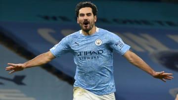Ilkay Gundogan is back among the goals