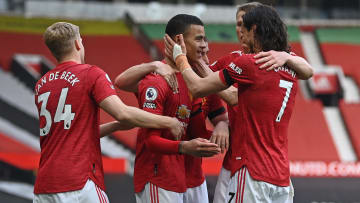 The win all but confirmed United's place in the top four
