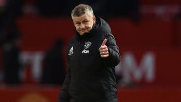 Holt Solskjaer mit Man United einen Titel?