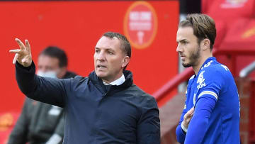 Brendan Rodgers has given an update on James Maddison's future