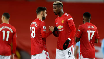 Bruno Fernandes' future could hinge on Paul Pogba