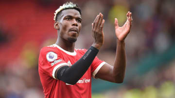 Paul Pogba's contract is winding down