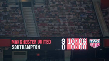 Manchester United entered the history books recently with a huge win