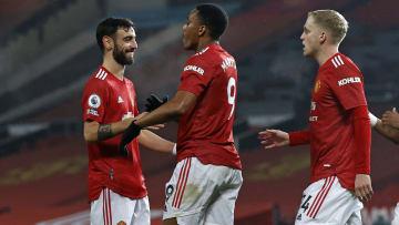 Man Utd were on fire against Southampton