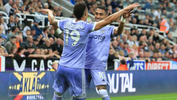 Leeds put on a show with Newcastle