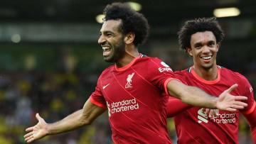 Mohamed Salah is the Premier League's latest centurion