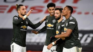Man Utd beat Sheffield United on Thursday night