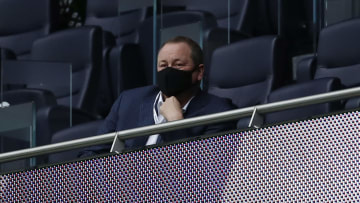 Mike Ashley is hopeful the proposed takeover of Newcastle United will go ahead
