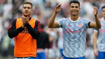 Dalot reveals conversation with Ronaldo