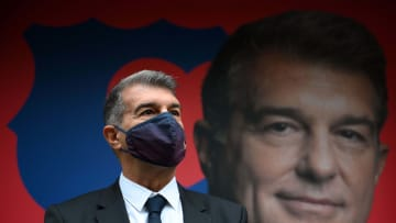 Joan Laporta is the favourite to take over