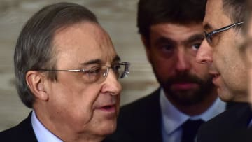Perez and Agnelli's dream has been left in tatters