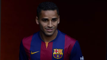 Douglas foi para o Barcelona após deixar o São Paulo | FBL-ESP-LIGA-BARCELONA-DOUGLAS