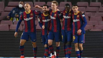 La bande à Lionel Messi retrouve des couleurs contre Elche.