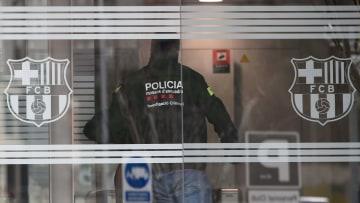 La policía ingresó al Camp Nou para investigar los hechos relacionados al Barçagate