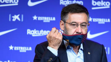 L'ex presidente del Barcellona Bartomeu