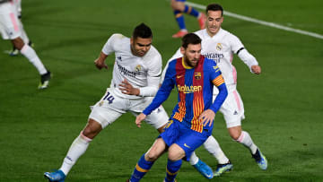 FBL-ESP-LIGA-REAL MADRID-BARCELONA