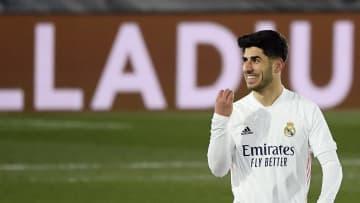 Marco Asensio recuperó su mejor versión con el Real Madrid