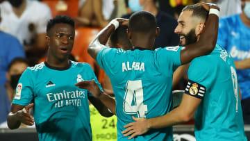 Le Real Madrid est en grande forme.