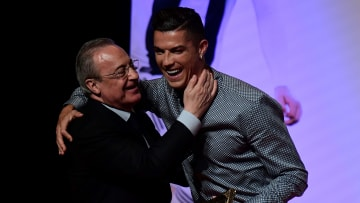 Perez has ruled out a Real Madrid return for Ronaldo