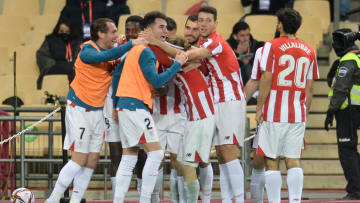 Ecstasy for Athletic BilbaoClub