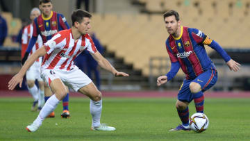 FBL-ESP-SUPER CUP-BARCELONA-ATHLETIC