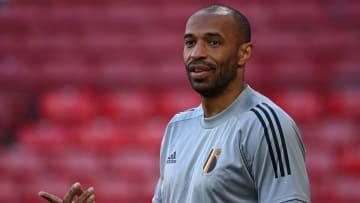 Thierry Henry habló sobre el presente del Paris Saint-Germain.