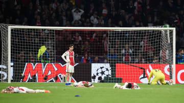 Ajax lamentou eliminação frente ao Tottenham