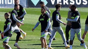 Pretemporada Atlético de Madrid