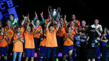 El Barcelona se coronó en Wembley en 2011