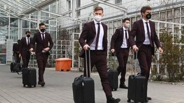 Die Bayern sind nach dem Ausscheiden in Paris zurück in München. Jetzt gilt es zumindest die Meisterschaft zu retten.