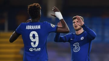 Abraham and Werner have started to form a promising partnership