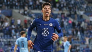 Kai Havertz is excited for the upcoming season