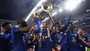 Título do Chelsea aumenta lista de nações representadas por campeões da Champions League.