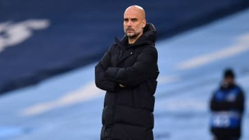 Pep Guardiola has guided Man City to a first ever Champions League final