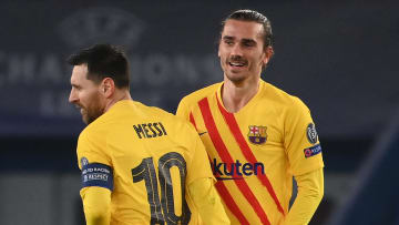 Griezmann has been blamed for Messi's exit