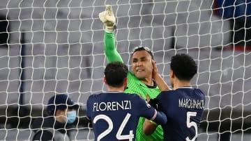 Keylor Navas est le héros du match retour face au Barça.