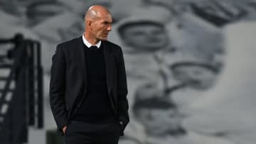 Zinedine Zidane says Real Madrid are 'proud' to play at the Estadio Alfredo di Stefano