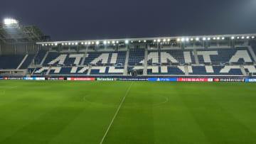 Il Gewiss Stadium, dove si giocherà Atalanta-Real Madrid