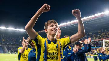 Jesper Lindström steht vor dem Wechsel zu Eintracht Frankfurt