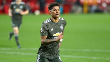 Rashford is the latest player to speak out
