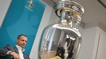 La final de la Eurocopa podría cambiar de sede