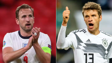 England and Germany play a place in the quarterfinals