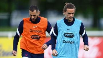 Une pointe de jalousie entre Antoine Griezmann et Karim Benzema ?