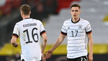 Neuhaus has been linked with a move to Anfield