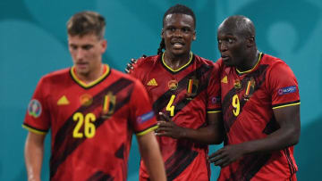 Romelu Lukaku already has two goals to his name for the tournament