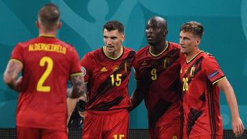 Belgien zeigte sich schon in Torlaune