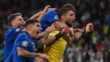 Donnarumma was Italy's hero on Sunday night