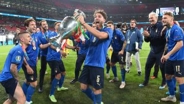 A Itália não vencia a Eurocopa há 53 anos