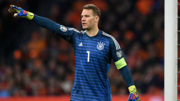 Neuer has been backed by Lowe throughout his tenure
