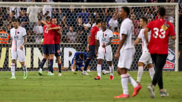 Lille inflicted another humiliating result